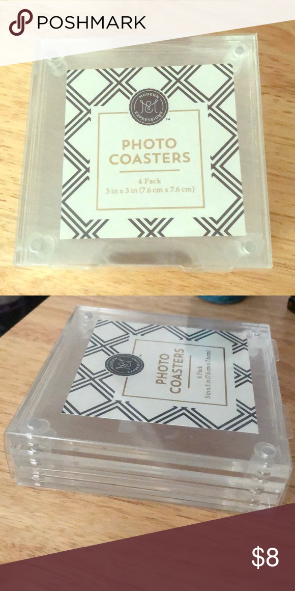 Accent Coaster 4 Pack