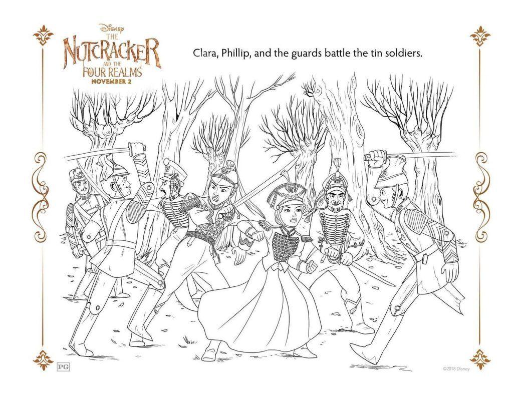 20++ Disney nutcracker coloring pages ideas