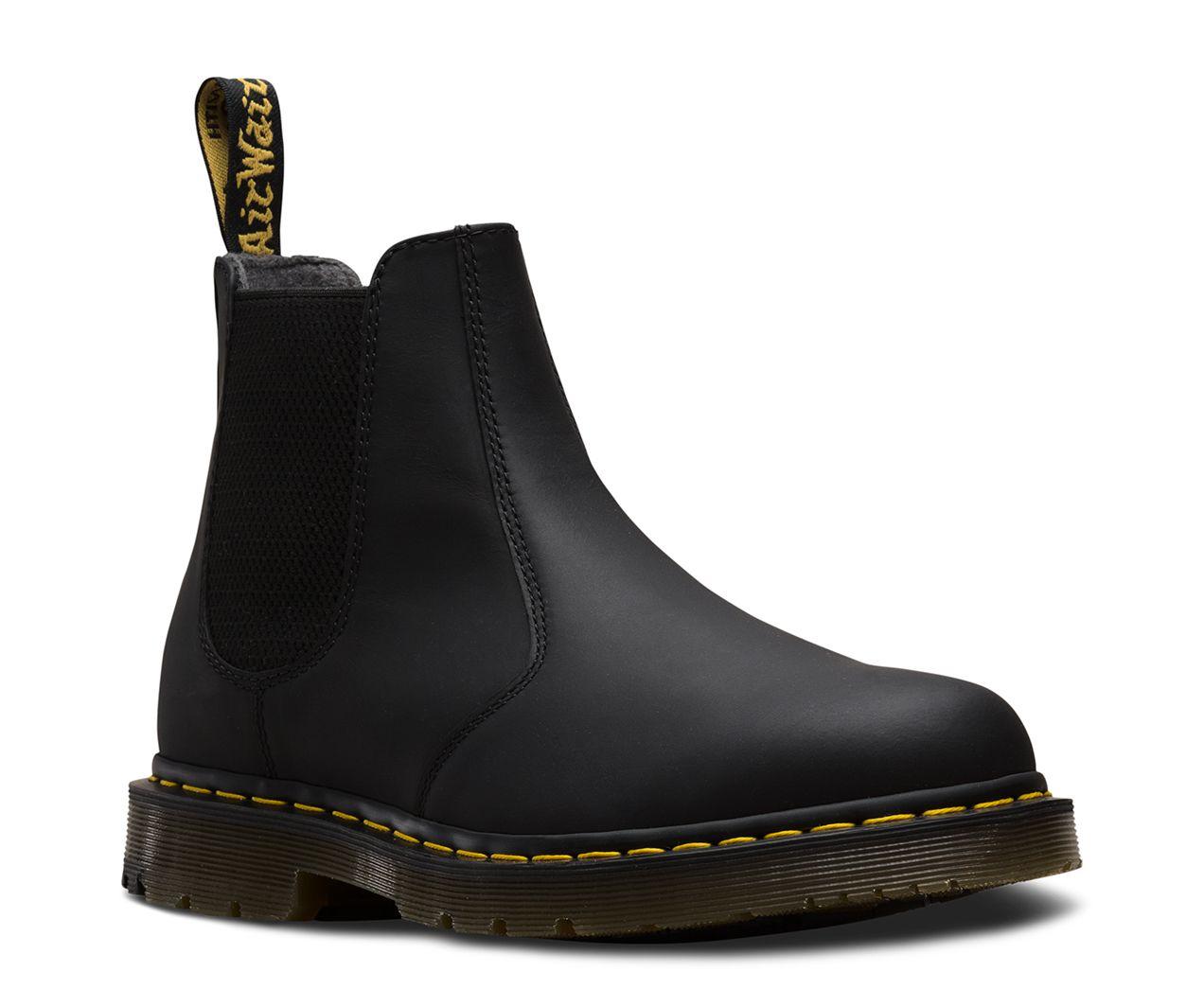 uk halpa myynti paras verkkosivusto klassiset tyylit Dr martens 2976 dm's wintergrip chelsea boots in 2019 ...