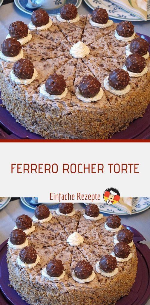 Photo of FERRERO ROCHER TORTE | Sprainnews