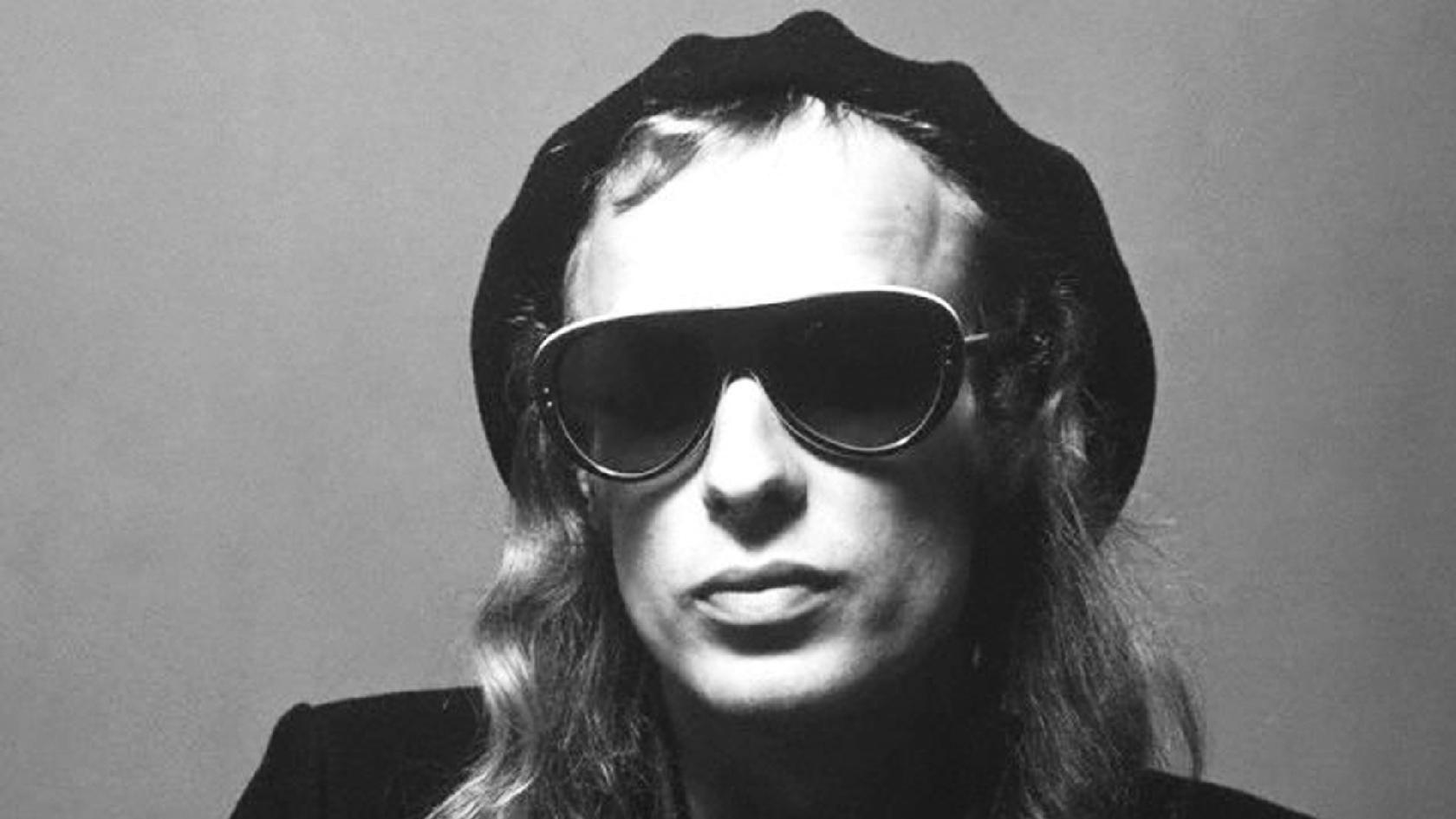 Brian Eno negli anni settanta