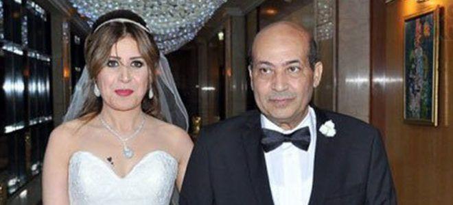 الناقد طارق الشناوى يحتفل بزفافه على سوزان حرفى