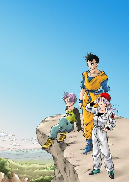 This movie was so freaking sad!I mean Vegeta died then ...