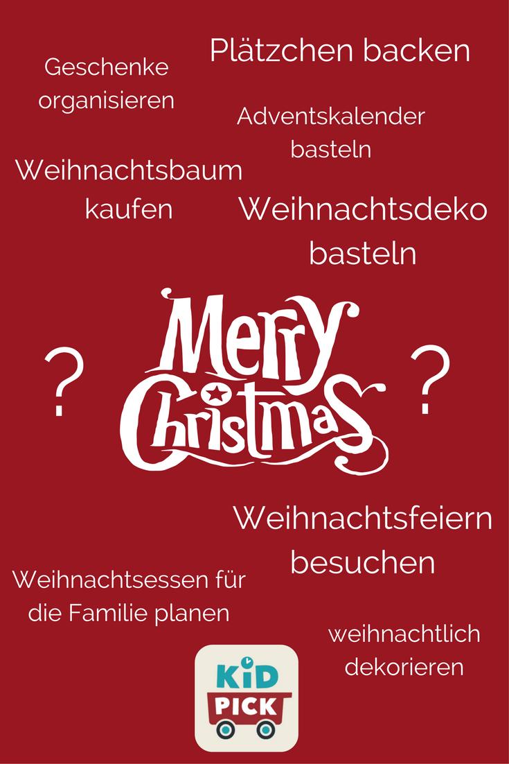 Weniger Stress: Weihnachtszeit = besinnliche Zeit? Unsere Tipps für ...