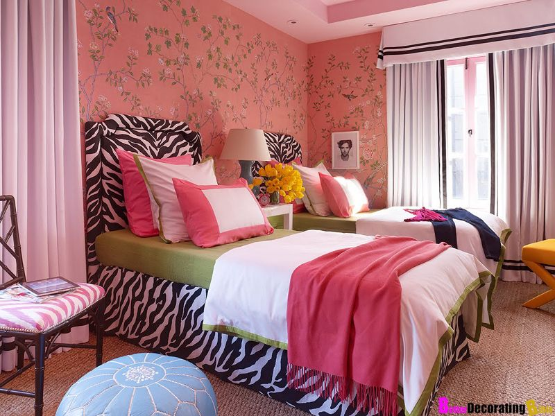 Dream Rooms For Girls every girls dream room - pink chinoiserie showcase home   dream
