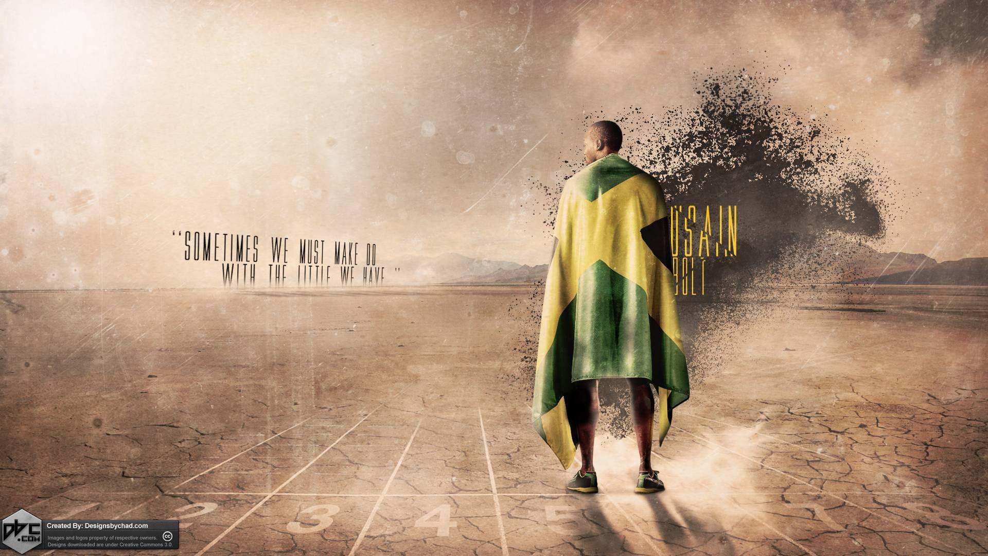 Usain Bolt Quotes Wallpaper