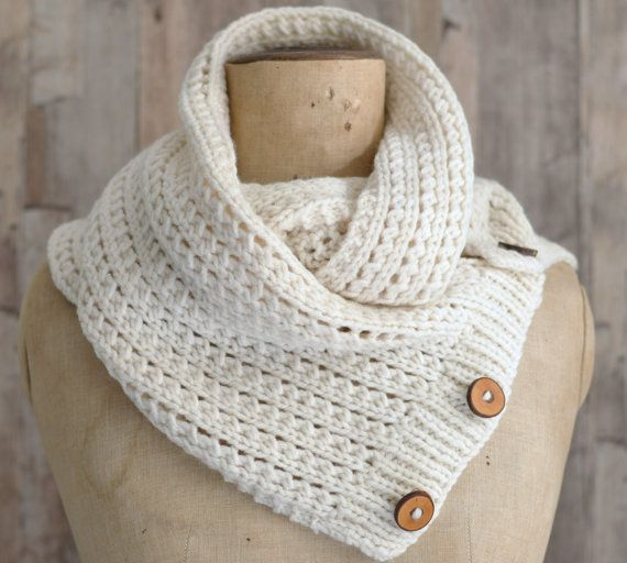 Easy KNITTING PATTERN Infinity Scarf Chunky by Richmondhillknits ...