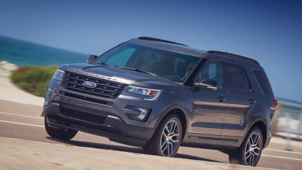 Pin by CarReview BuyerPrice on LOOK! Ford Explorer 2018