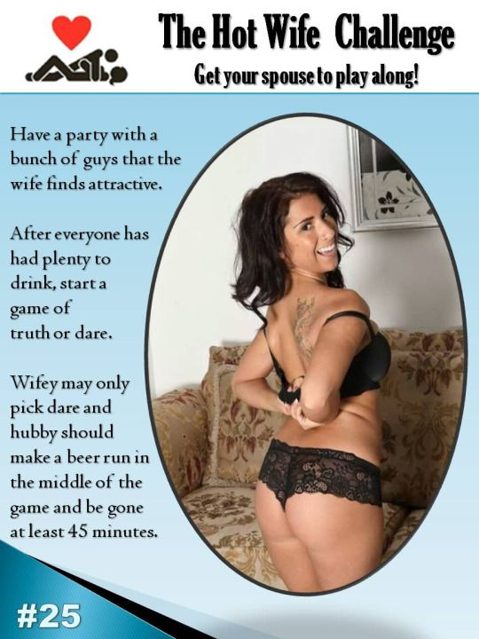 Hot wife truth or dare