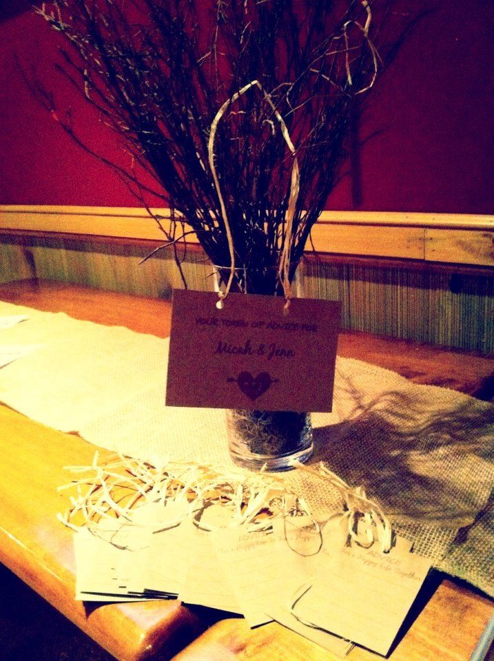 Rustic Country Party Ideas Rehearsal Dinner