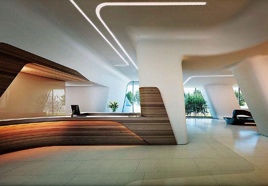 Zaha Hadid Residences In Citylife Milan Italy More Informations