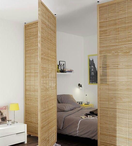 Separation Leroy Merlin Comment Amenager Une Petite Chambre Deco Maison Cloison Coulissante