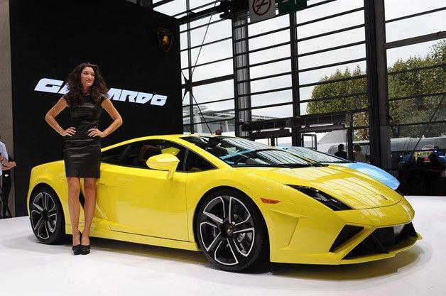 2013 Lamborghini Gallardo LP560 4
