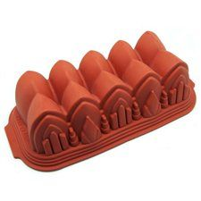 Freshware Cathedral Cake Silicone Mold and Pan $12.54