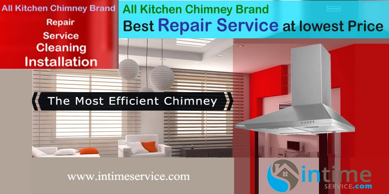Intimeservice chimney services are a fullservice home