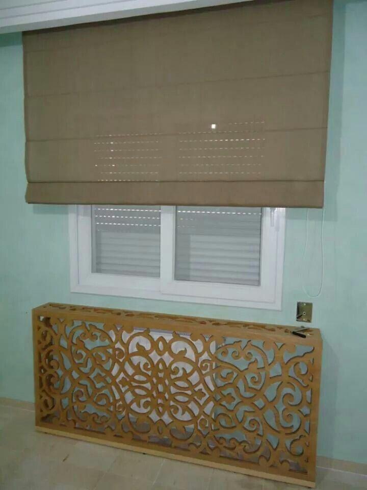 cache radiateur radiateur cach ou pas pinterest. Black Bedroom Furniture Sets. Home Design Ideas