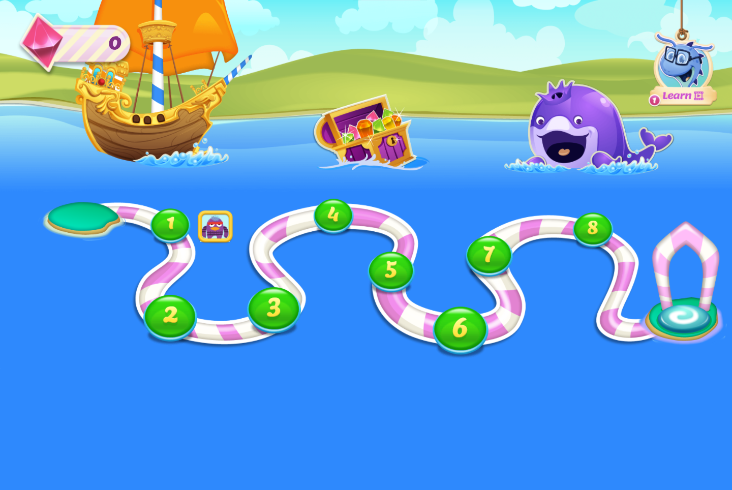 FunBrain is the 1 site for online educational games for