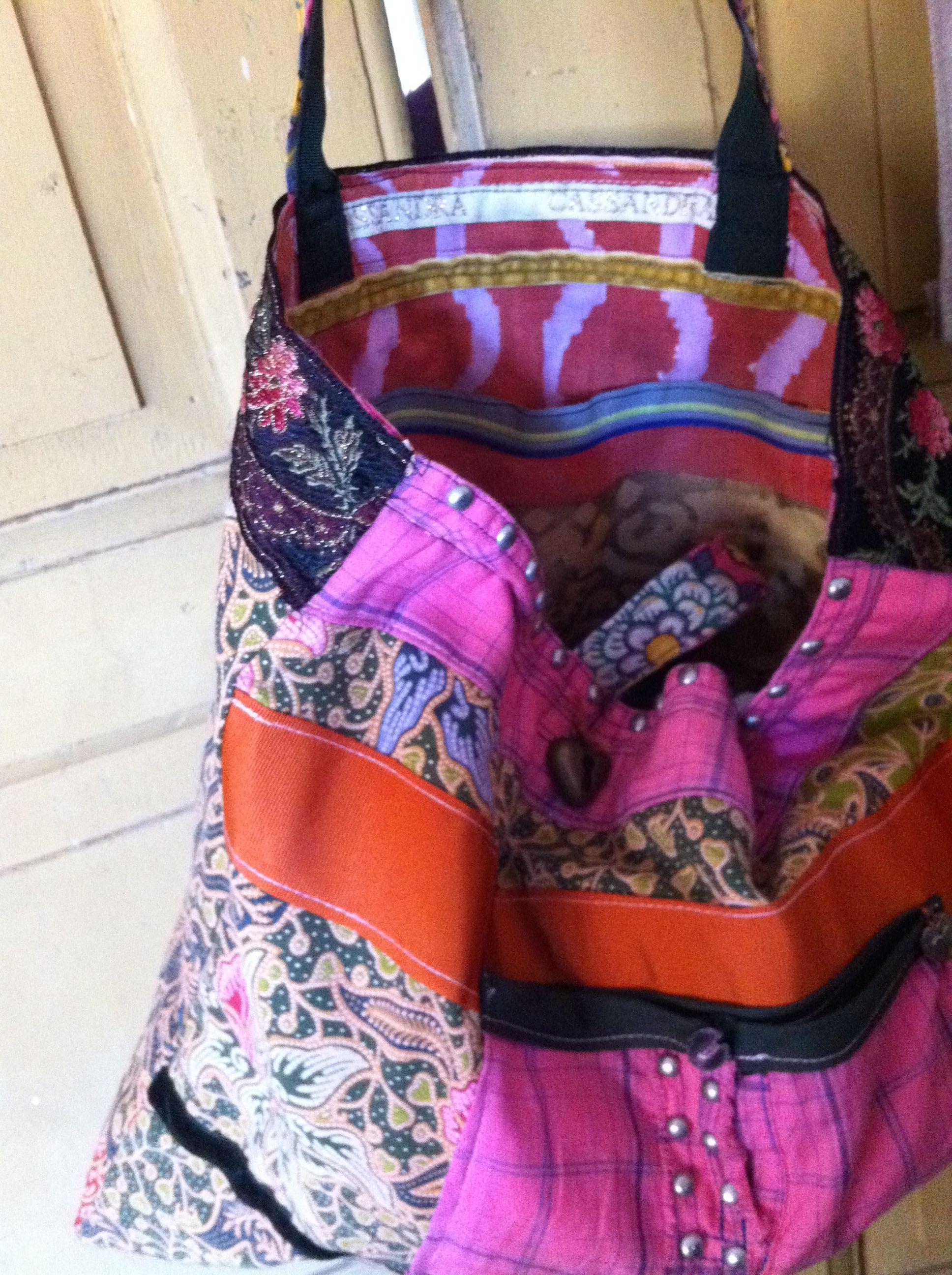 e7c9b311aa SurvivalBAG tote bag by Cassandra Wainhouse
