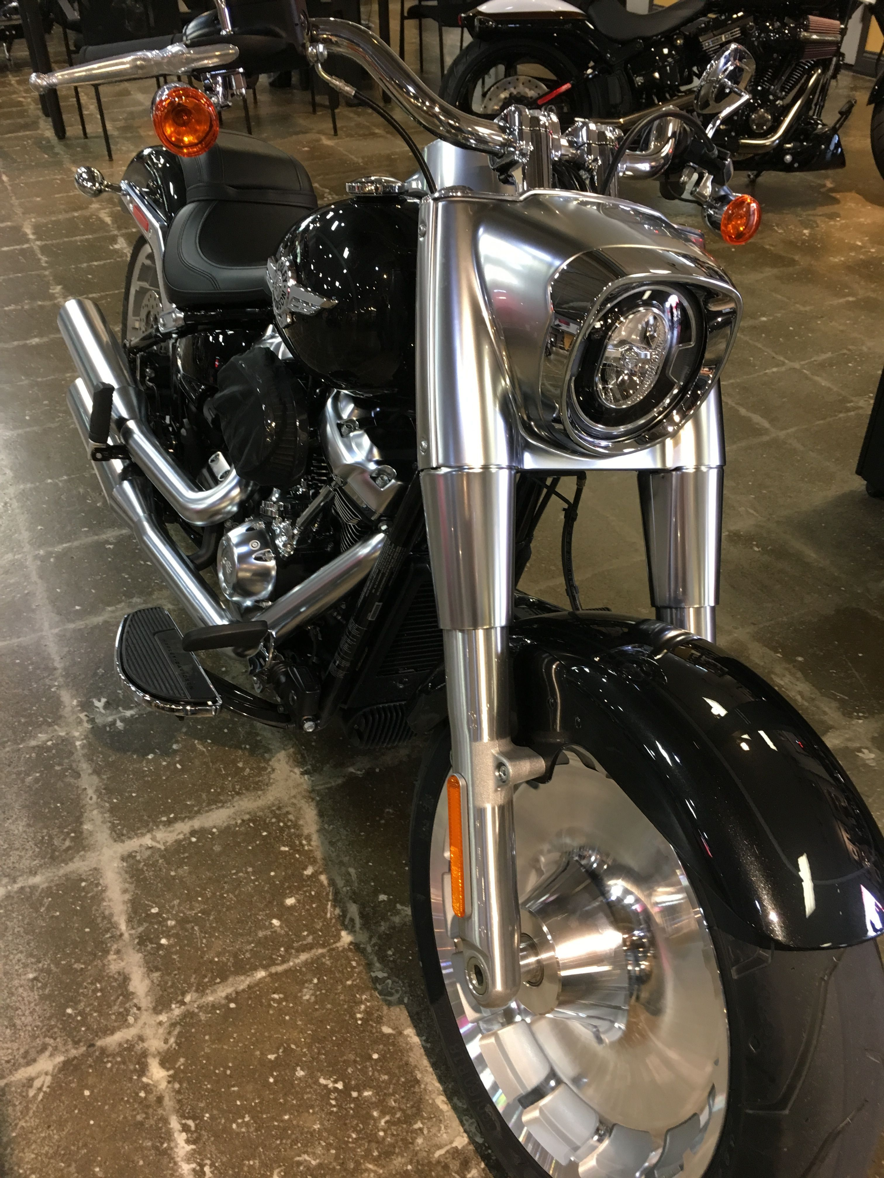 Pin On Harley Davidson Best Fatboys