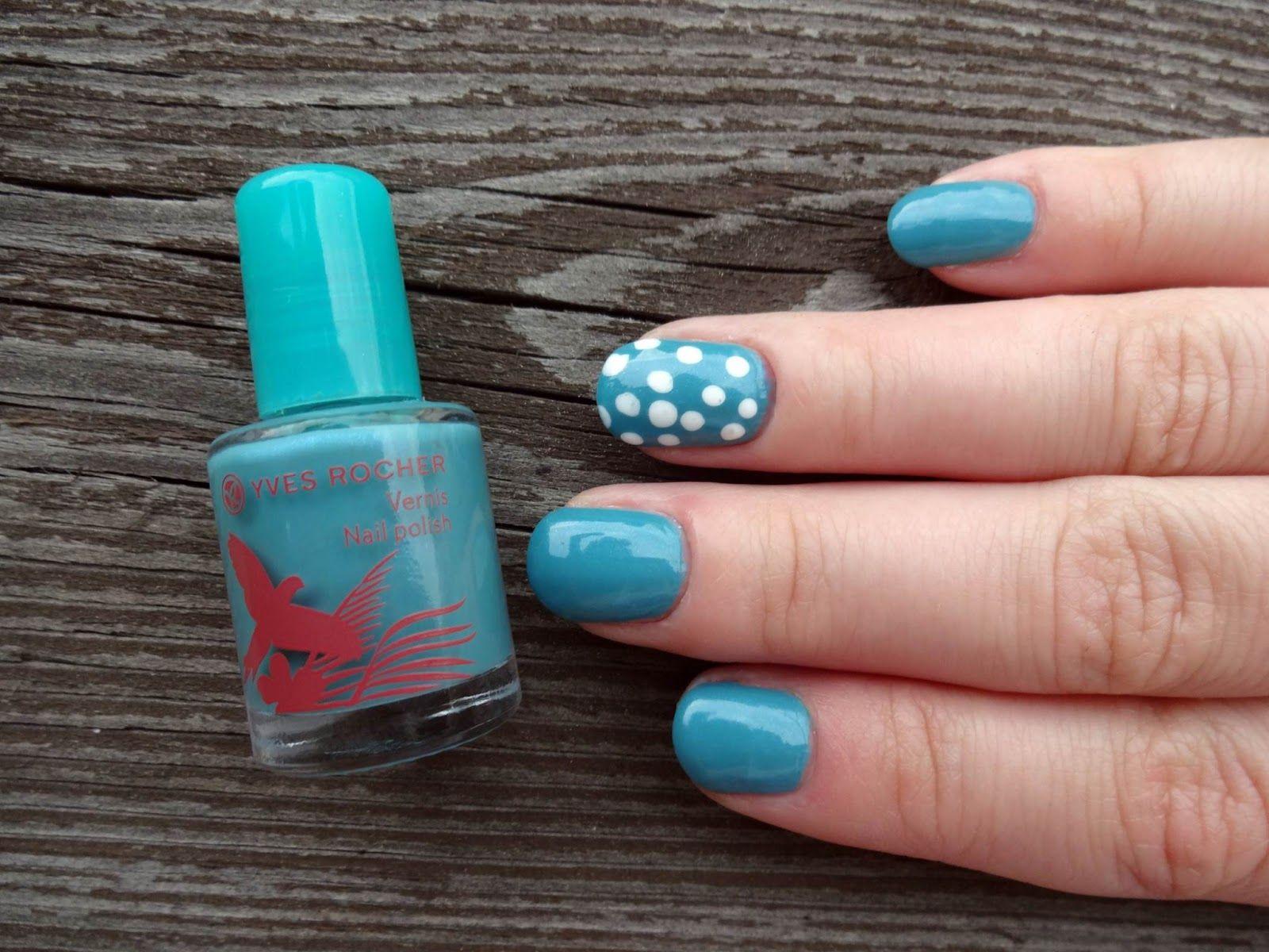Yves Rocher - Bermuda Blau (Nagellack) | Nail Arts | Pinterest ...