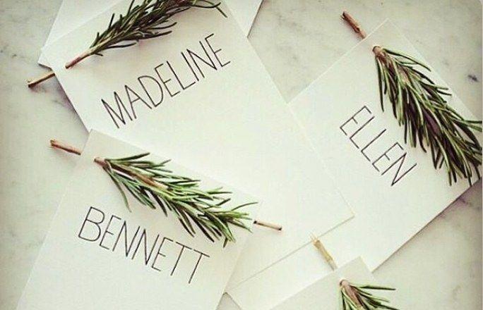 Natur-Design - DIY Hochzeit: Einfache Ideen für die selbstgemachte Dekoration