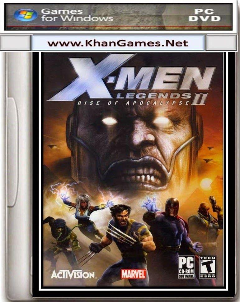 X Men Legends 2 Game X Men Apocalypse Games Activision