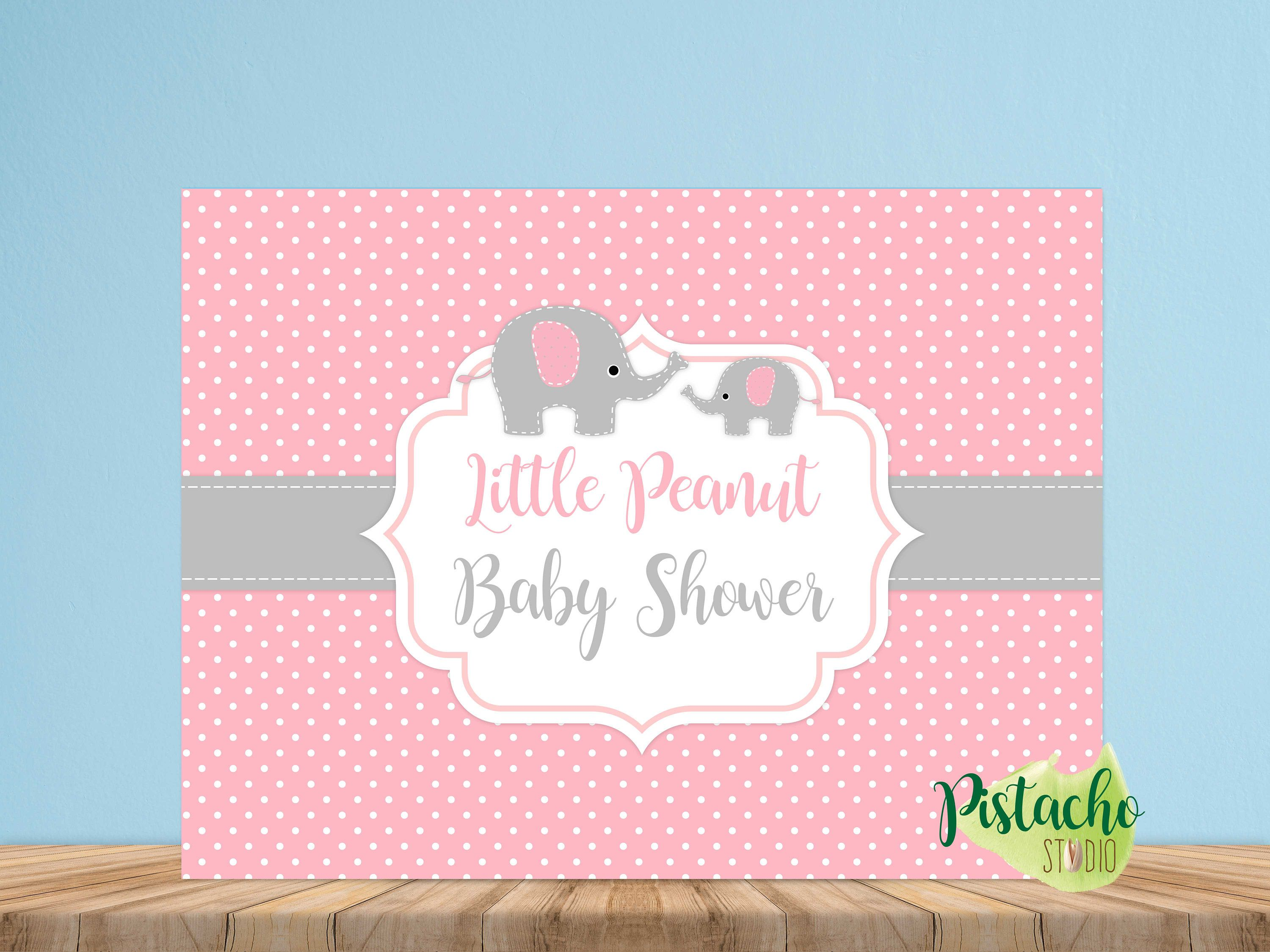 Fullsize Of Baby Shower Backdrop