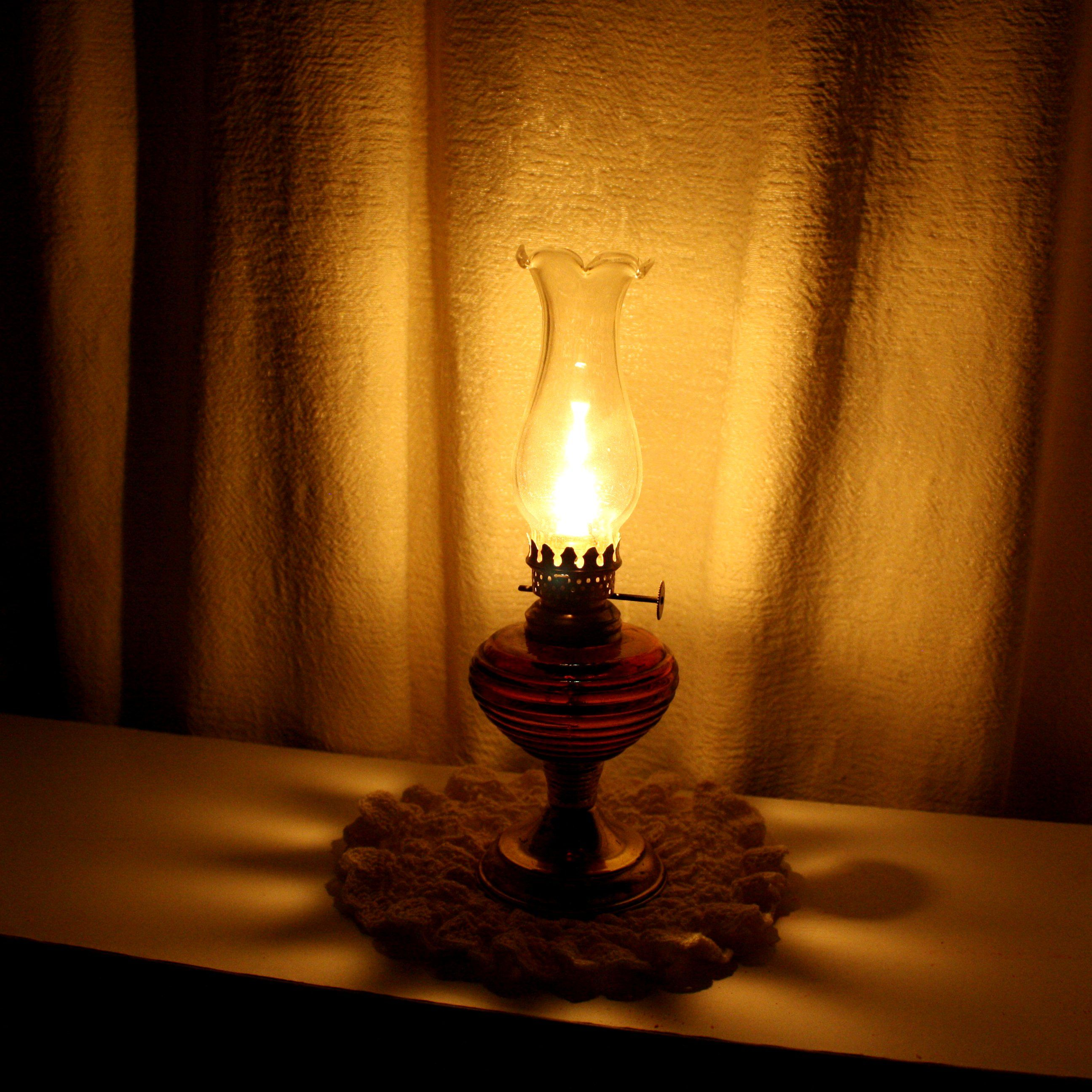 Picture Of Virgins 5 Full Oil Lamps