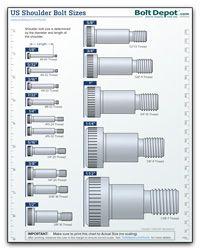 u bolts sizes chart