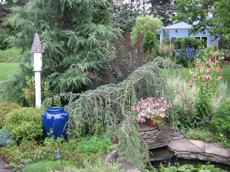 Garden Vignette Canh