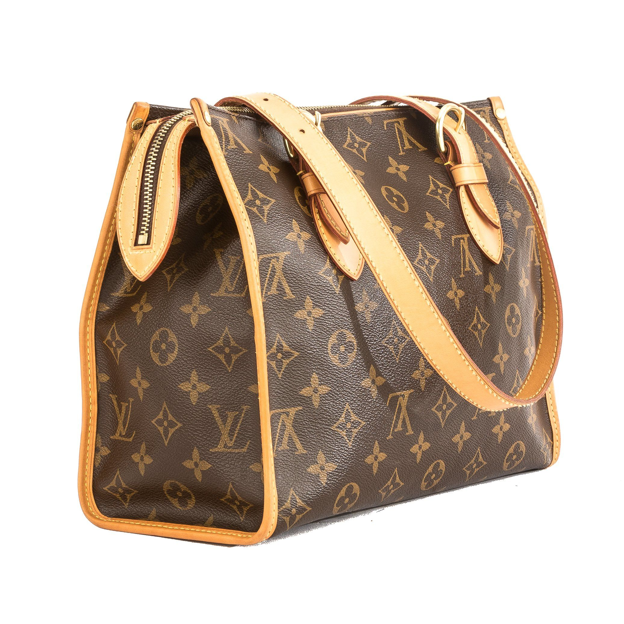 3fca3f58871a Louis Vuitton Monogram Canvas Popincourt Haut Bag (Pre Owned). This is an  authentic