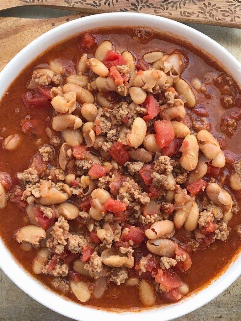 3 Bean Chili Recipe Easy