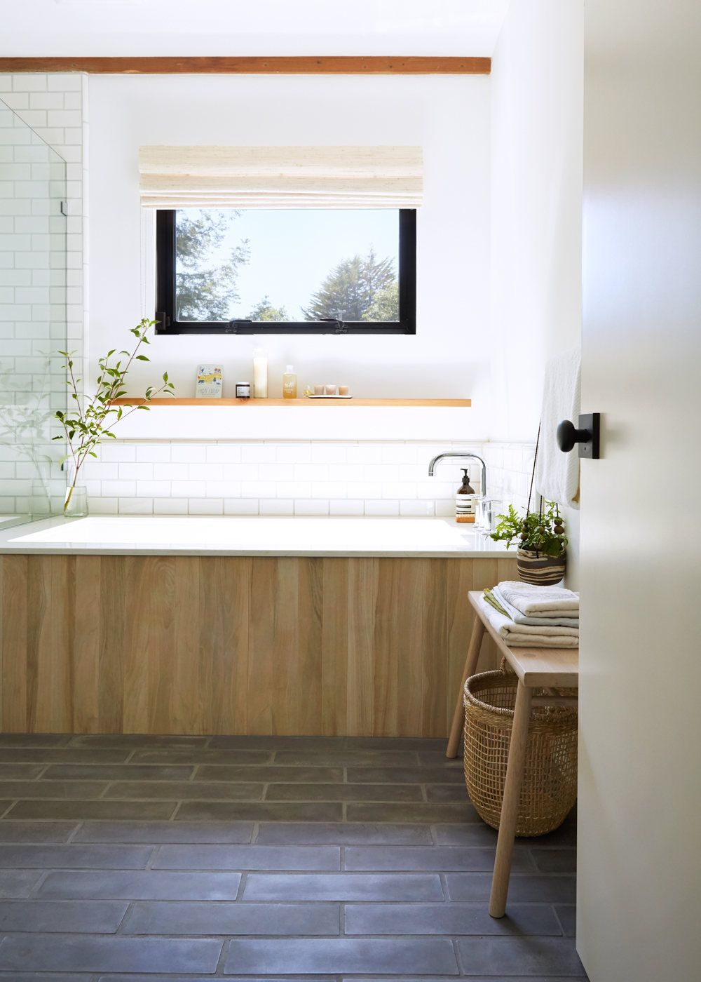 Bathroom Of The Week A Spa Like Sanctuary In Sonoma