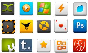 Free icons for use. Over a 1,000 to choose from.