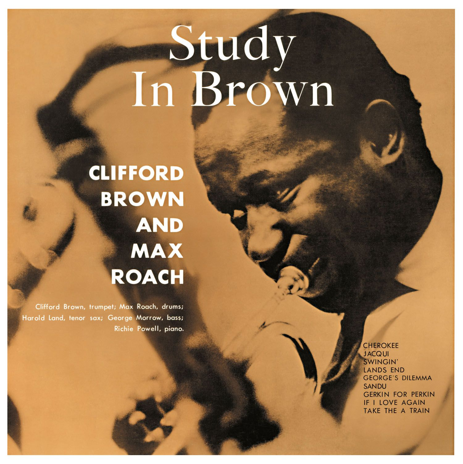 Clifford Brown & Max Roach - Study In Brown ( Full Album ...