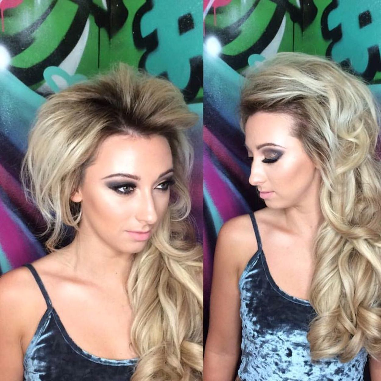 Big Hair Up Hair Extensions Side Up Do Hair Up Hair Down
