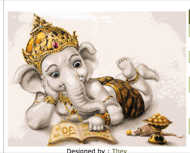 Ganesha Art, Lord