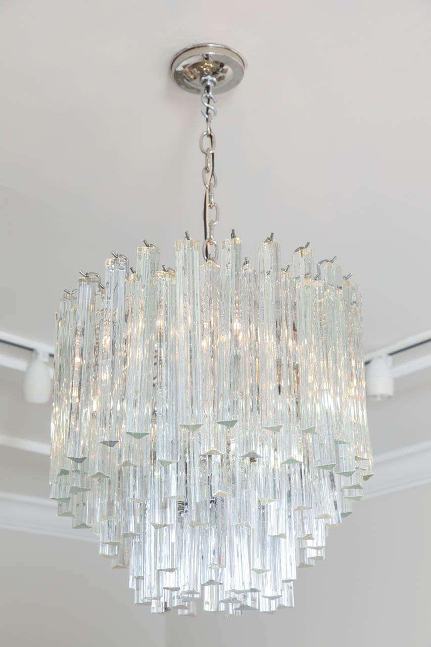 Six tier venini chandelier chandeliers interior lighting and a six tier venini chandelier image 2 aloadofball Images