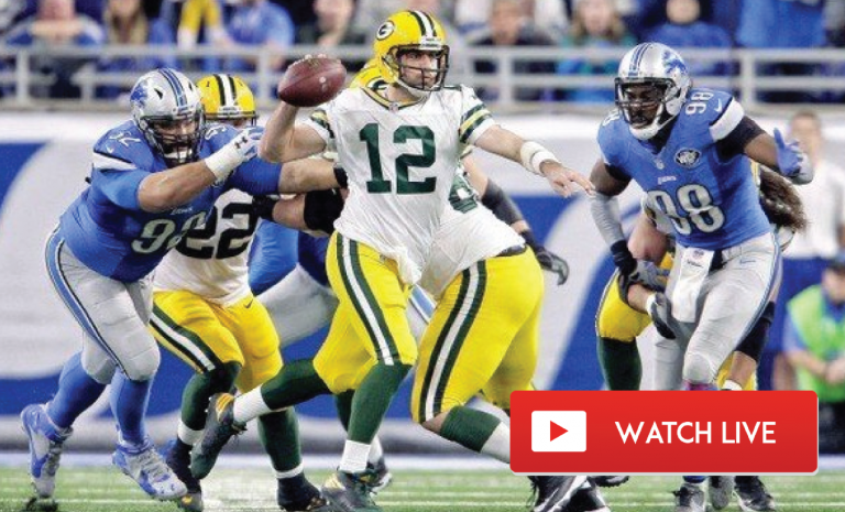 LIONS vs PACKERS live stream Nfl, Nfl patriots, Game lovers