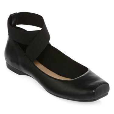 ee62e9afcb a.n.a® Mercy Flat Shoe - JCPenney | If the shoe fits | Ballet Flats ...