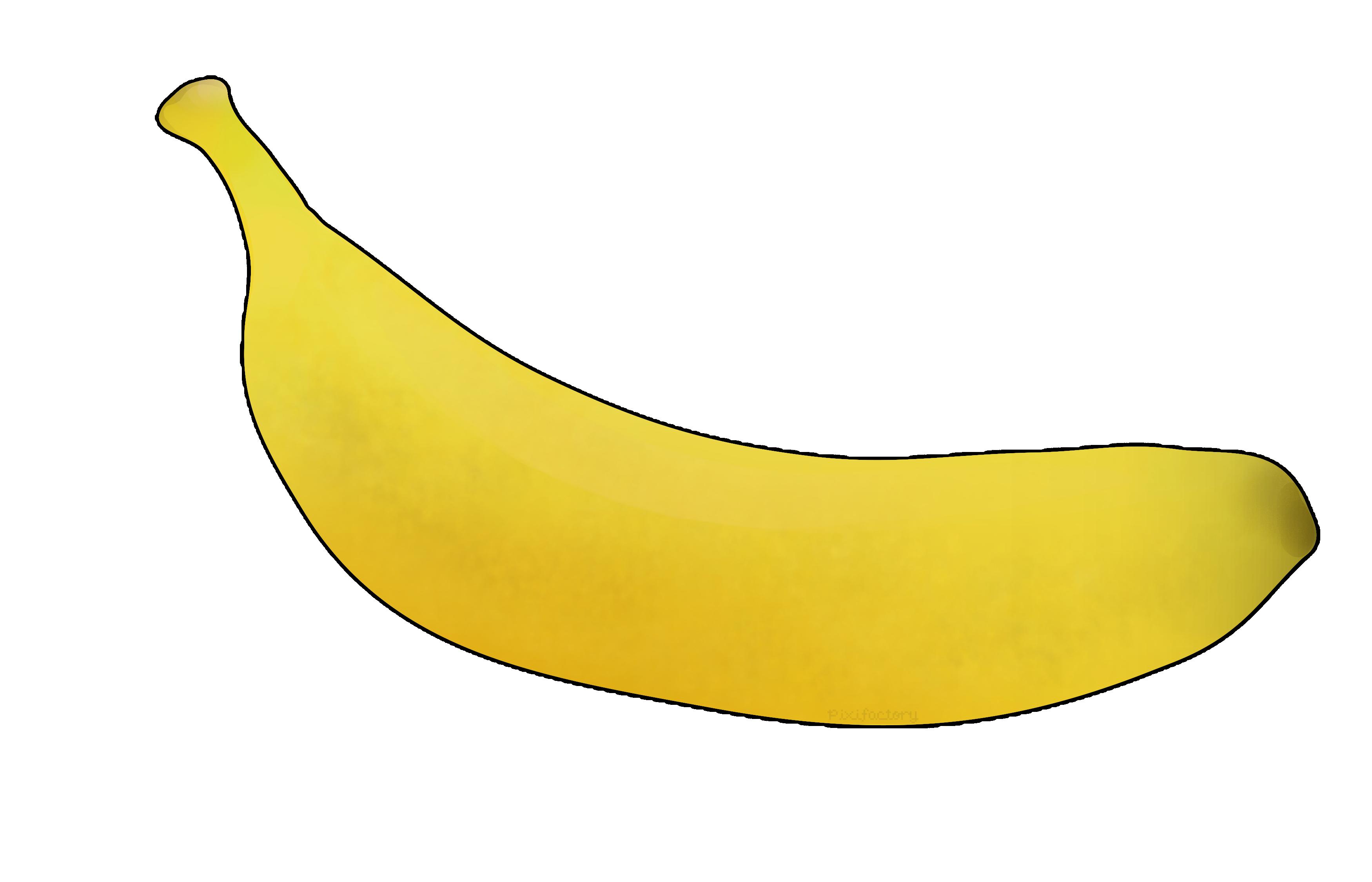 Banana S Buah
