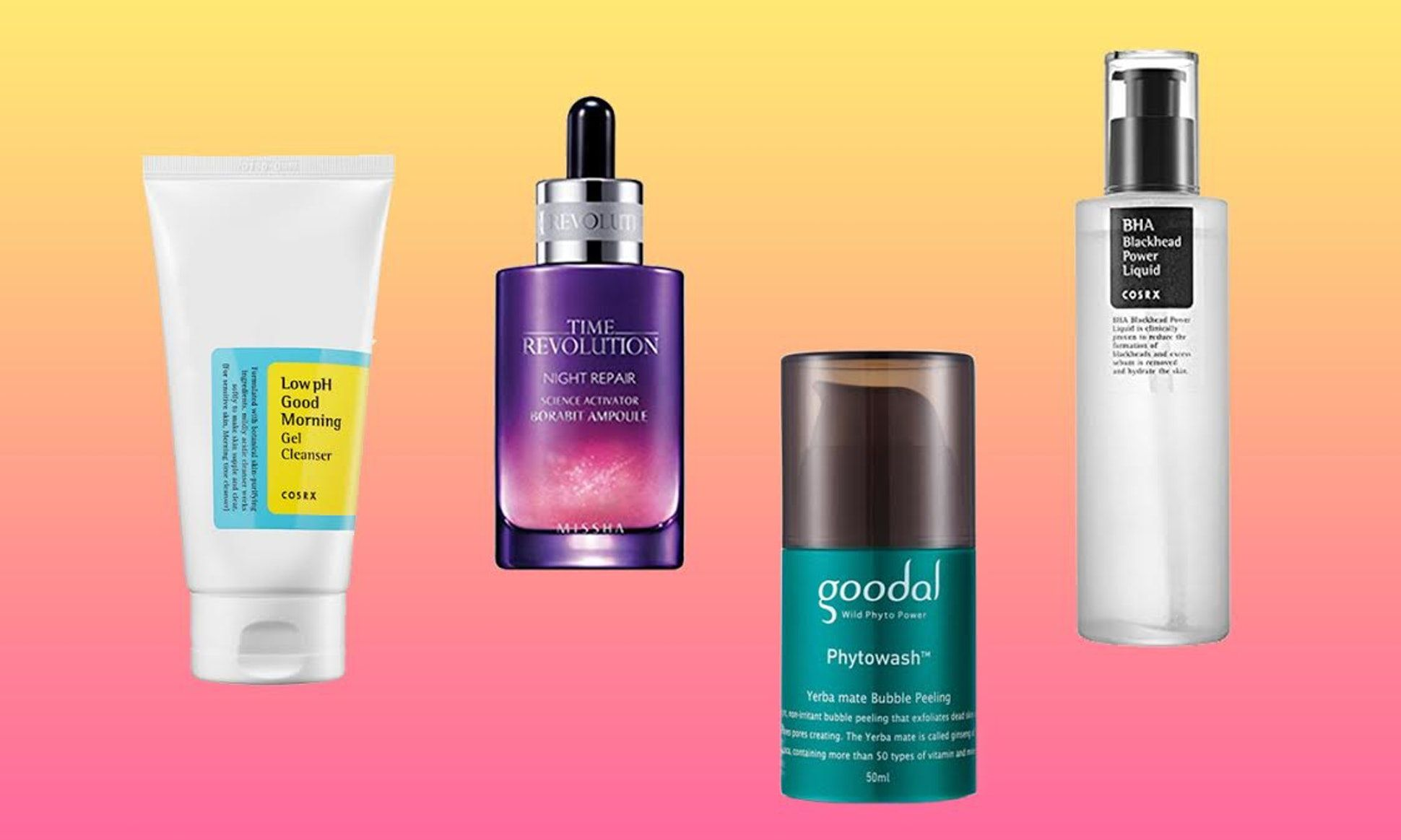 8 Korean Skin Care Products That Help With Acne Skin Care