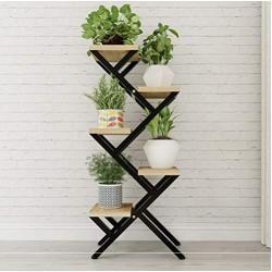 Blumentreppen & Pflanztreppen aus Holz günstig online kaufen
