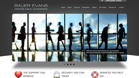 accounting website templates and cpa website designs business