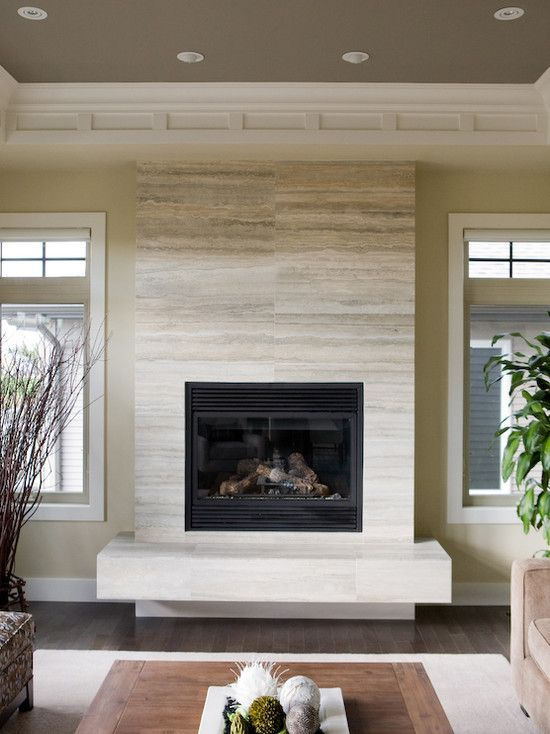 Limestone Fireplaces Design, Pictures, Remodel, Decor and Ideas ...