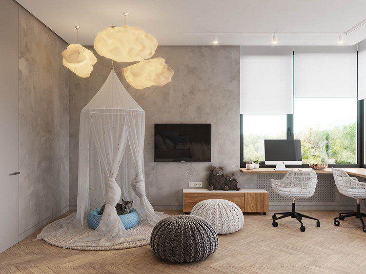 Créer Une Chambre Enfant Design Super Moderne Et Originale