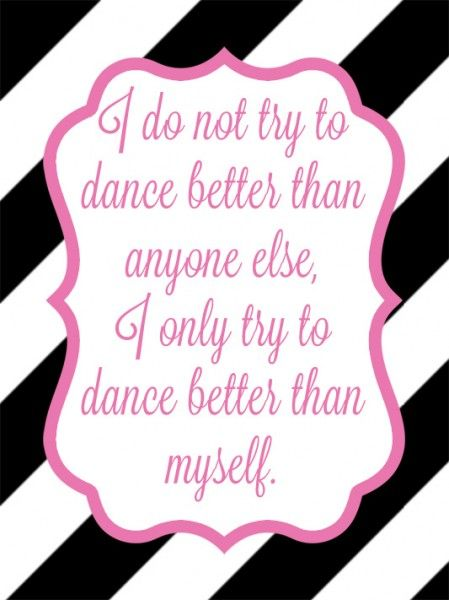 The Gift Of Dance Recital Dance Quotes Dance Team Gifts Dance