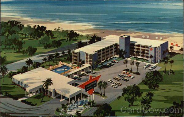 Thunderbird Motor Inn Myrtle Beach Photo Myrtle Beach Myrtle Beach South Carolina