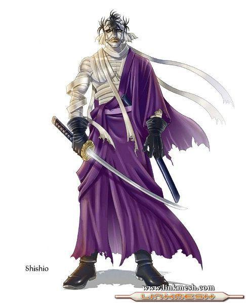 Resultado de imagen para samurai x personajes