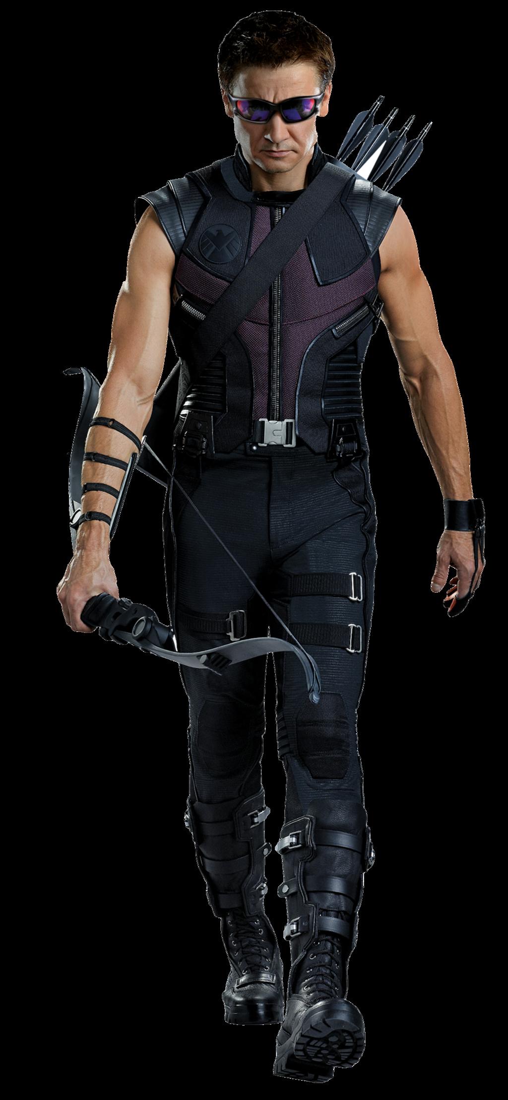Hawkeye Transparent By Trickarrowdesigns Hawkeye Costume Hawkeye Avengers Hawkeye